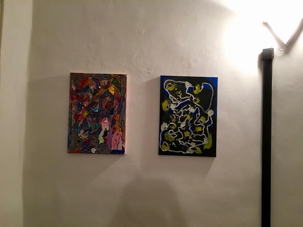Alice Voglino-punti di vista-2016- Satura Art Gallery Genova