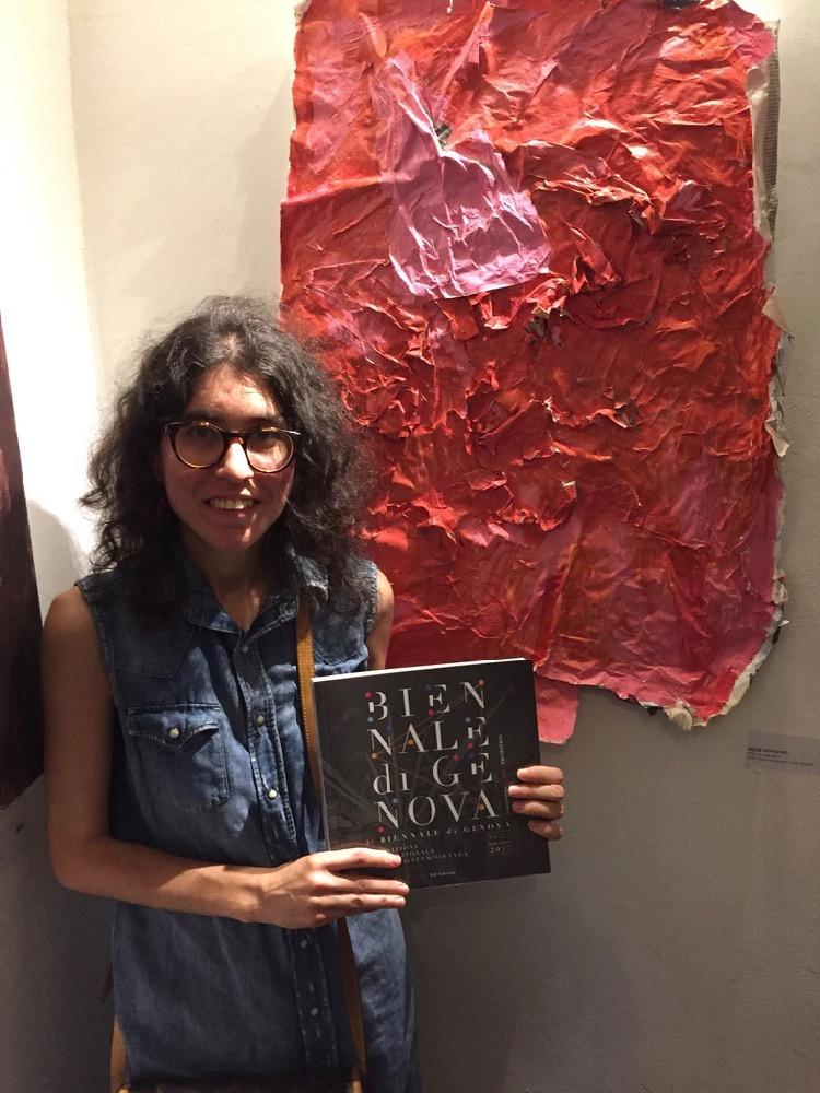 Alice Voglino_II Biennale di Genova 2017