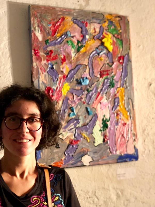 Alice Voglino_Genova Art Expo 2018