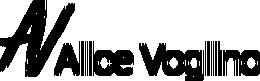 Alice Voglino Logo
