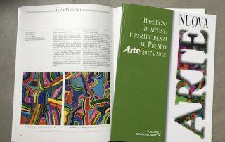 Alice Voglino _catalogo Arte Nuova 2019
