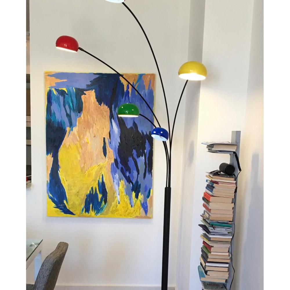 Pittura contemporanea per ambienti moderni   Ambientazioni A02